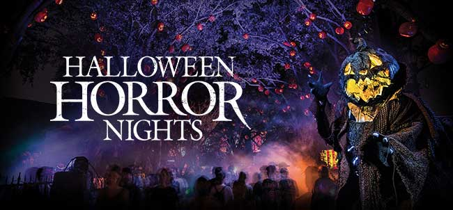 People scream in a haunted house, Universal Orlando Halloween Horror Nights, select nights Sept. 6 - Nov. 2.